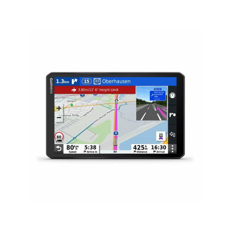 Garmin Dezl LGV 1000 MT-D Europe 10-inčni kamionski uređaj za satelitsku navigaciju s digitalnim prometnim informacijama