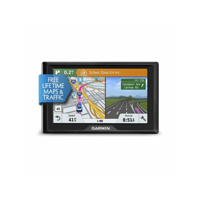 "Garmin Drive 51 LMT-S Europe life time update, 5"""