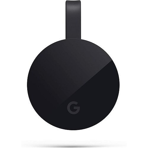 Google Chromecast Ultra, 4K Ultra HD+ HDR, media player, streamer
