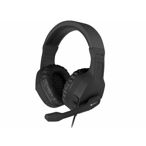 Genesis Argon 200, slušalice s mikrofonom, crna