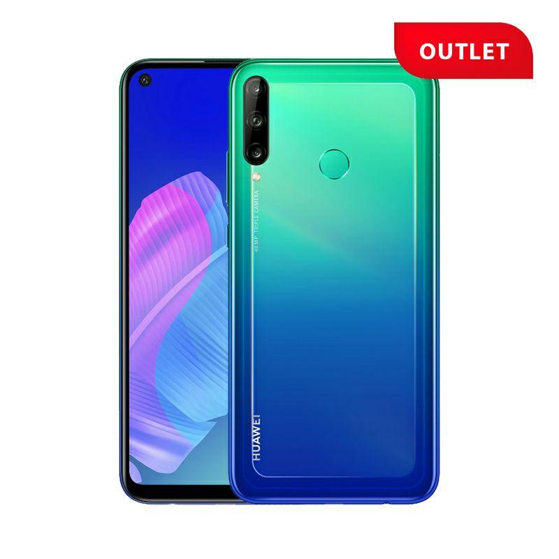 Huawei P40 lite E, Aurora Blue (outlet uređaj)