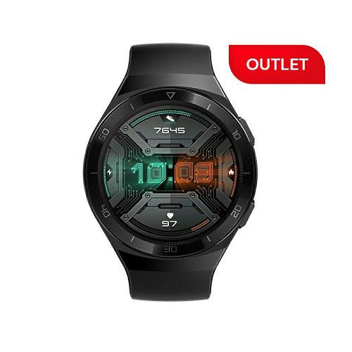 Huawei Watch GT2e, Graphite Black (outlet uređaj)