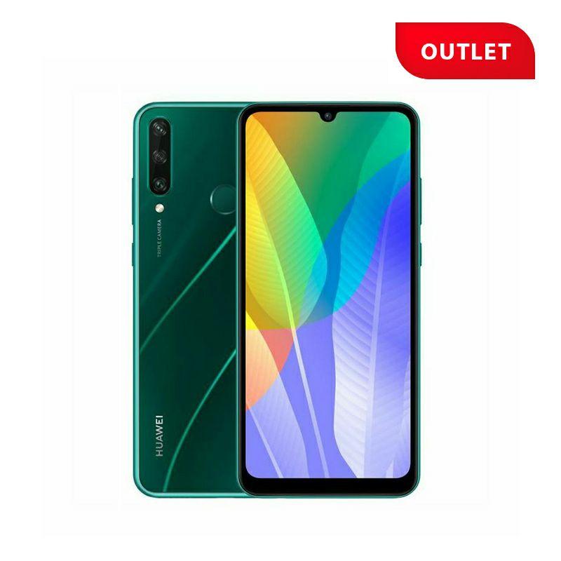 Huawei Y6p, Emerald Green (outlet uređaj)
