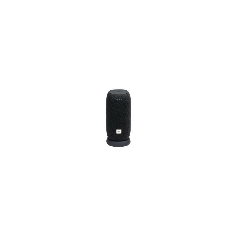 JBL LINK Portable bežični zvučnik, Wi-Fi/BT4.2, 360° Google asistent, IPX7, crni