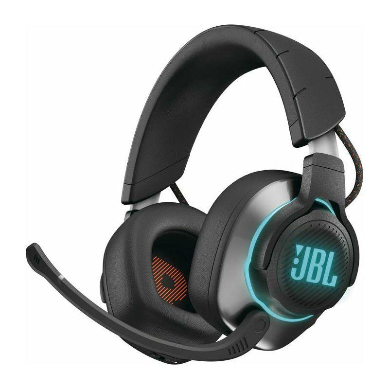 JBL Quantum 600 naglavne bežične igraće slušalice s mikrofonom, 3.5mm/USB, crne