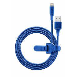 Kabel Cosmic Lightning 120 cm plavi Cellularline