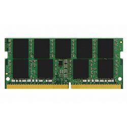 Memorija za prijenosna računala Kingston SODIMM DDR4 2400MHz, CL17, 16GB
