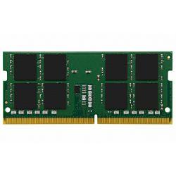 Memorija za prijenosna računala Kingston SODIMM DDR4 2400MHz, CL17, 8GB