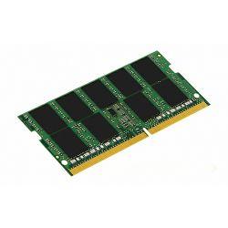 Memorija za prijenosna računala Kingston SODIMM DDR4 2666Hz, CL19, 8GB