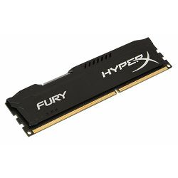 Memorija Kingston DDR3 HyperX Fury, 1866MHz, 8GB Black