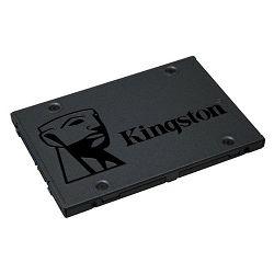 """Kingston SSD A400, R500/W320,120GB, 7mm, 2.5"""""""
