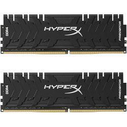 Memorija Kingston HX Pre. DDR4 16GB, (2x8GB) 3200MHz, CL16
