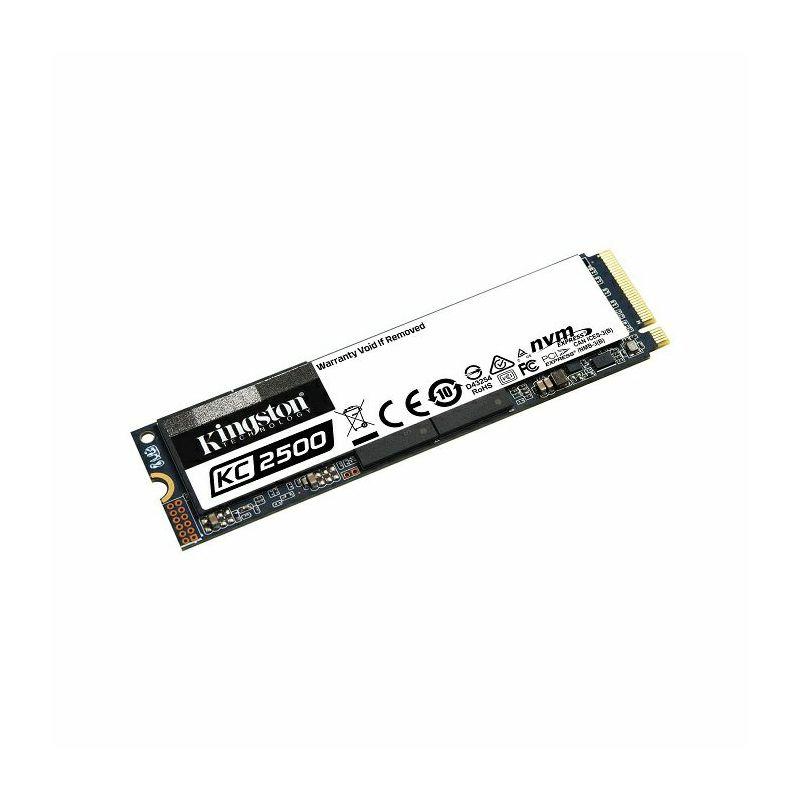 Kingston KC2500 NVMe 1000GB,R3500/W2900, M.2 2280