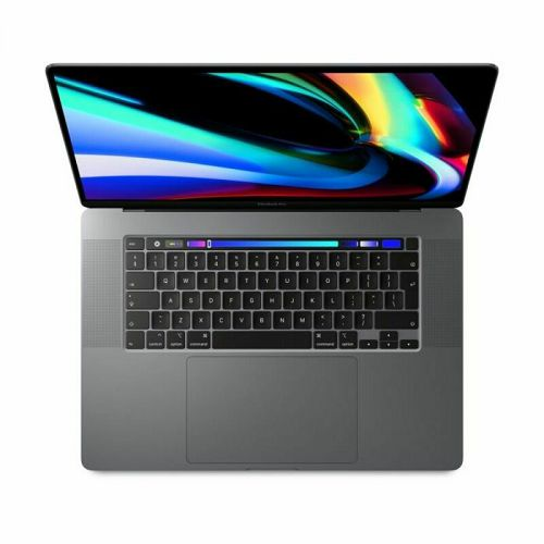 Laptop Apple MacBook Pro 16, i7 2.6GHz, 16GB RAM, 512GB SSD disk, Radeon Pro 5300M 4GB, Touch Bar, Space Grey