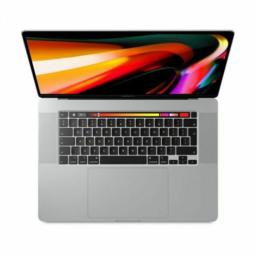 Laptop Apple MacBook Pro 16, i7 2.6GHz, 16GB RAM, 512GB SSD disk, Radeon Pro 5300M 4GB, Touch Bar, Silver