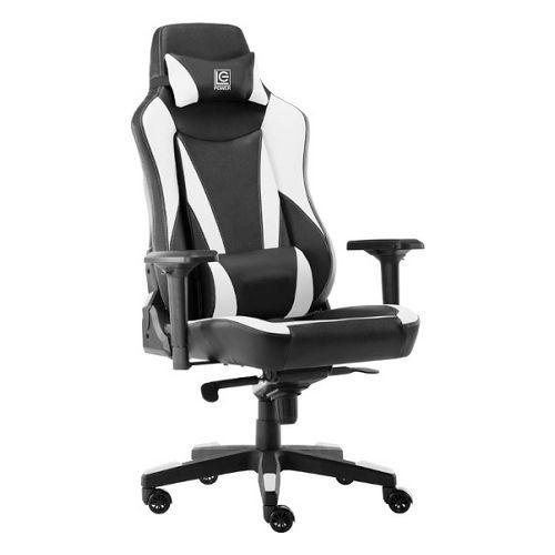 Gaming stolica LC-Power LC-GC-701BW, ergonomska