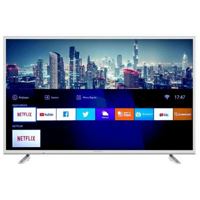 "LED TV GRUNDIG 43GEU7900W, 43"" (109cm), Ultra HD (4K), Smart TV, DVB-T2/C/S2 HEVC (H.265)"