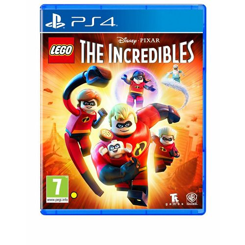 Lego Incredibles Standard Edition PS4