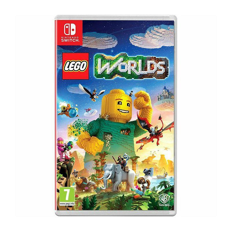 Lego Worlds Switch