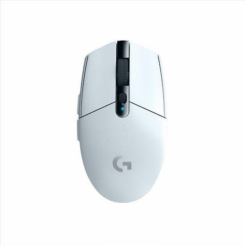 Logitech G305 Lightspeed bežični gaming miš, bijel
