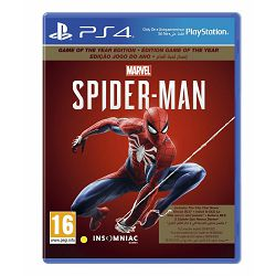 Marvel's Spiderman GOTY PS4