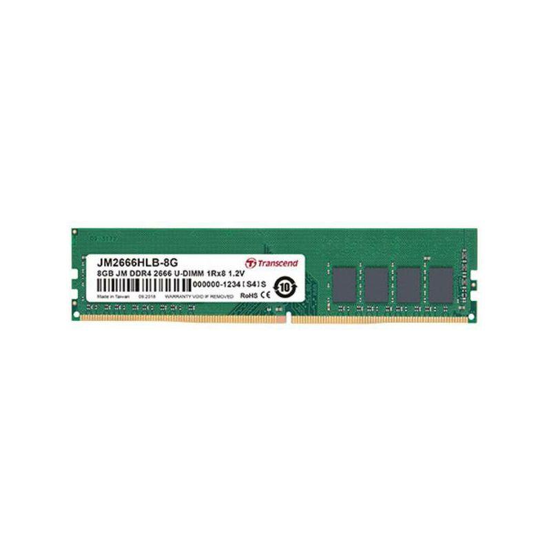 Memorija Transcend DDR4 8GB 2666MHz