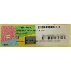 MicroPOS NBP-150, Windows IOT 10 licenca