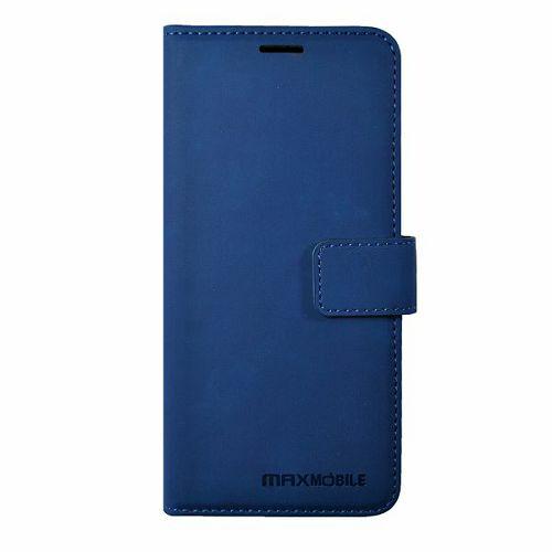 Max Mobile zaštitna torbica za Huawei Y6p 2020, Elegant Wallet, plava