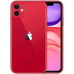 Mobitel Apple iPhone 11 64 GB, Red