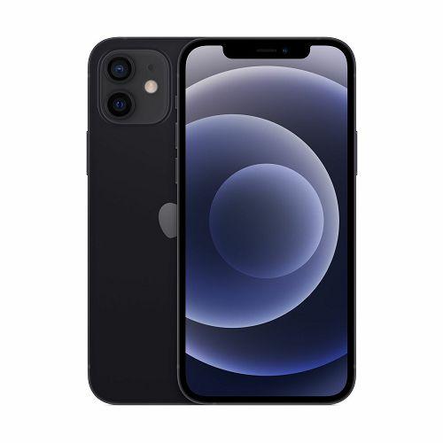 Mobitel Apple iPhone 12 64 GB, Black