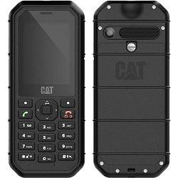 Mobitel CAT® B26, Dual SIM, crni
