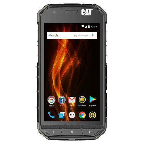 """Mobitel CAT® S31, 4.7"""", Dual SIM, 2GB, 16GB, Android 7.0, crni"""