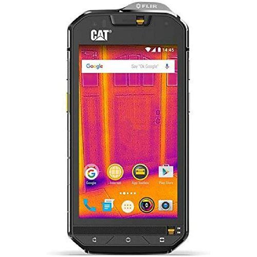 """Mobitel CAT® S60, 4,7"""" Dual SIM, 3GB, 32GB, crni"""