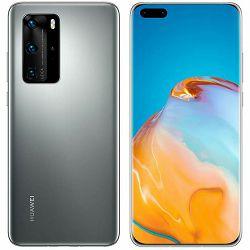 "Mobitel Huawei P40 Pro, 6.58"", Dual SIM, 8GB, 256GB, srebrni"