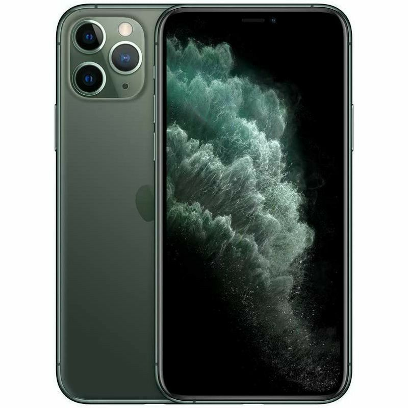 Mobitel Apple iPhone 11 Pro 256 GB, Midnight Green (outlet uređaj)