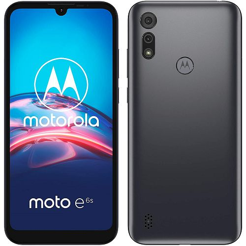 "Mobitel Motorola E6s, 6.1"", Dual SIM, 4GB, 64GB, sivi"