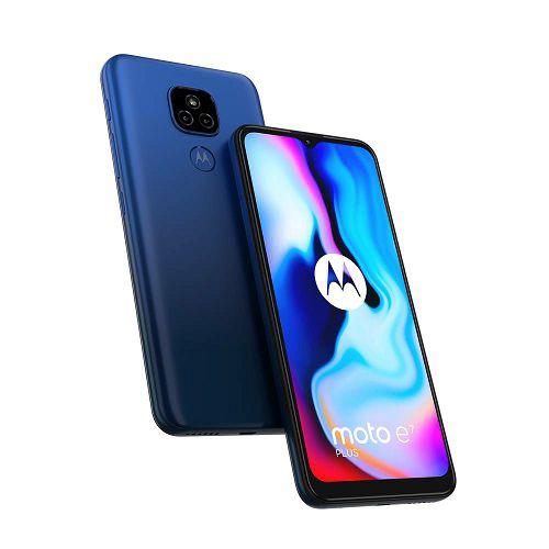 "Mobitel Motorola E7 Plus, 6.5"" IPS 720 x 1600 px, Dual SIM, 4GB, 64GB, Android 10, plava"