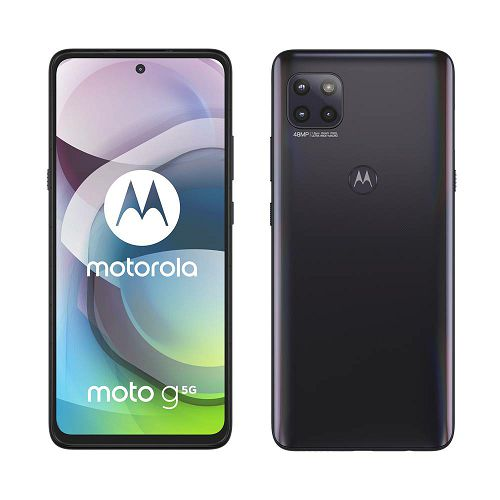 "Mobitel Motorola G 5G, 6.7"" LTPS IPS 1080 x 2400 px, Dual SIM, 6GB, 128GB, Android 10, siva"