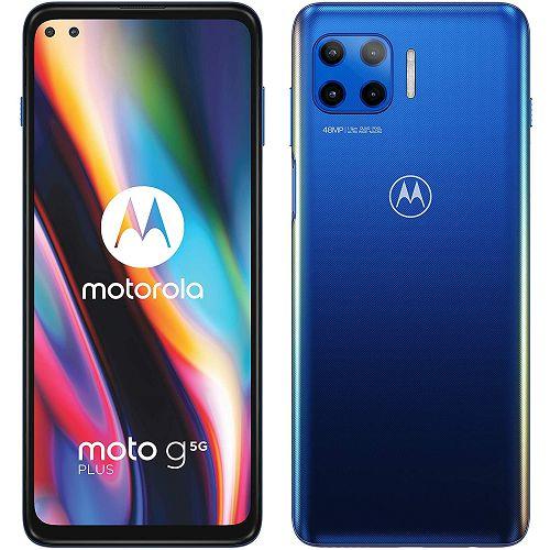 "Mobitel Motorola G 5G Plus, 6.7"" LTPS IPS 1080 x 2520 px, Dual SIM, 6GB, 128GB, Android 10, plava"