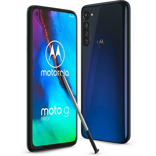 "Mobitel Motorola G PRO, 6.4"" Dual SIM, 4GB, 128GB, Android 10, Mystic indigo"