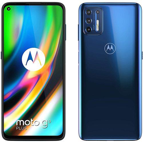 "Mobitel Motorola G9 Plus, 6.81"", Dual SIM, 4GB, 128GB, Android 10, plavi"