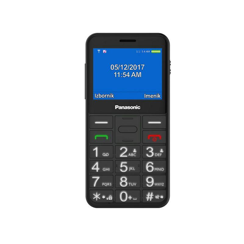 Mobitel Panasonic KX-TU150 EXB, crni