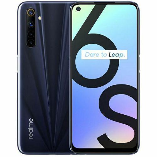 """Mobitel Realme 6s, 6.5"""", Dual SIM, 4GB, 64GB, Black"""