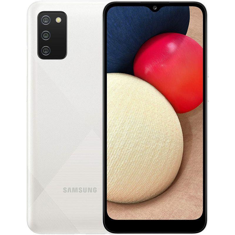 """Mobitel Samsung Galaxy A02s SM-A025F, 6.5"""" PLS IPS 720 x 1600 px, Dual SIM, 3GB, 32GB, Android 10, bijeli"""