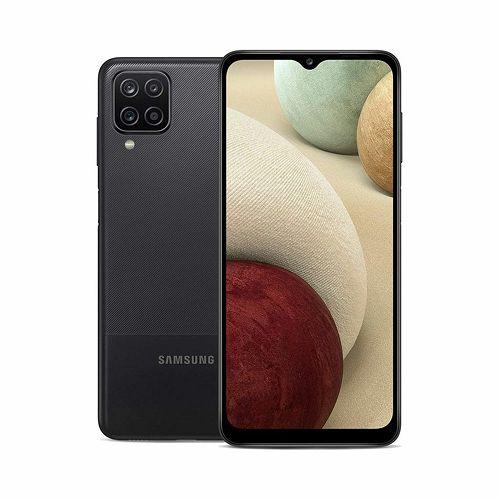 "Mobitel Samsung Galaxy A12 SM-A125F, 6.5"" PLS IPS 720 x 1600 px, Dual SIM, 4GB, 64GB, Android 10, crni"