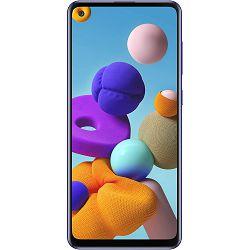 "Mobitel Samsung Galaxy A21s A217F, 6.5"", Dual SIM, 3GB, 32GB, Android 10, plavi"