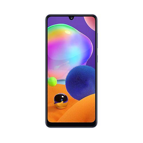 "Mobitel Samsung Galaxy A31 SM-A315F, 6.4"" Super AMOLED 1080 x 2400 px, Dual SIM, 4GB, 64GB, Android 10, plavi"