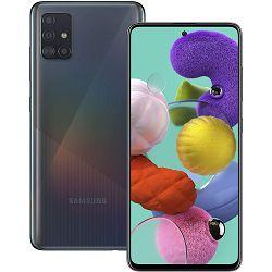 """Mobitel Samsung Galaxy A51 A515F, 6.5"""", Dual SIM, 4GB, 128GB, crni"""