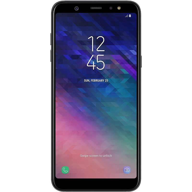 Mobitel Samsung Galaxy A6 Plus A605FN 3GB, 32 GB, 2018 DS crni (outlet uređaj)