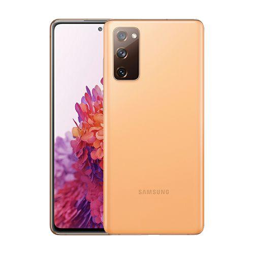 "Mobitel Samsung Galaxy S20 FE SM-G780, 6.5"" Super AMOLED 1080 x 2400 px, Dual SIM, 6GB, 128GB, Android 11, narančasti"